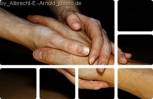 Pflege, Fürsorge