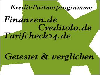Kredit Partnerprogramm