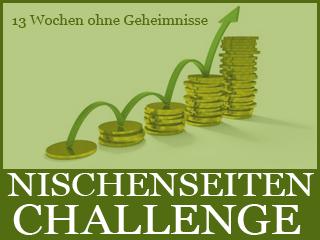 Nischenseiten Challenge