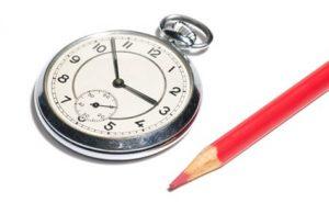 Richtiges Zeitmanagement
