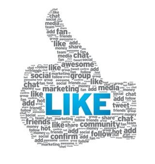 Firmenprofil bei Facebook