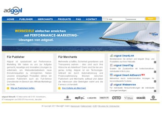 Vorteile und Nachteile von Adgoal.de