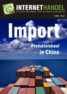 Import von China Produkten