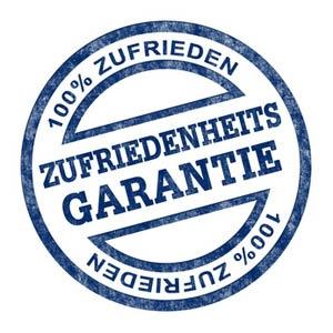 Garantie für Kunden