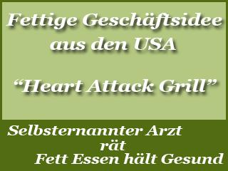Heart Attack Grill - Fettige Geschäftsidee